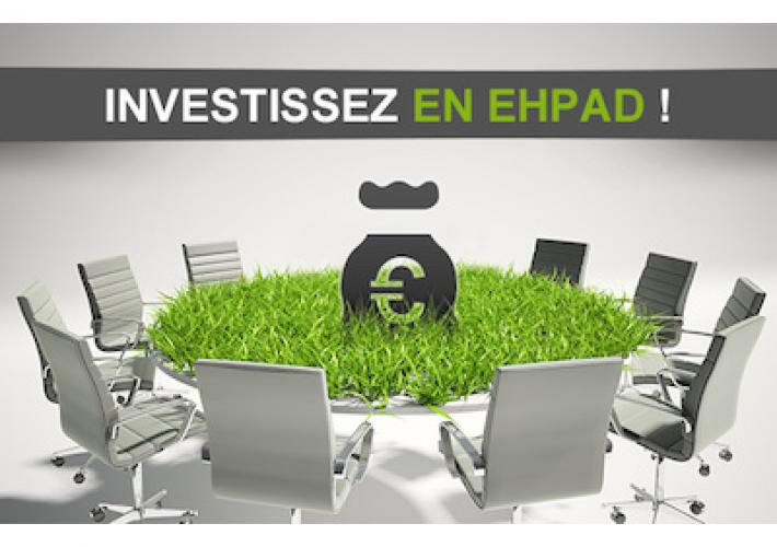 Investissez en Ehpad