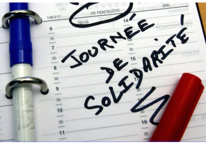 Journée de solidarité pour les anciens
