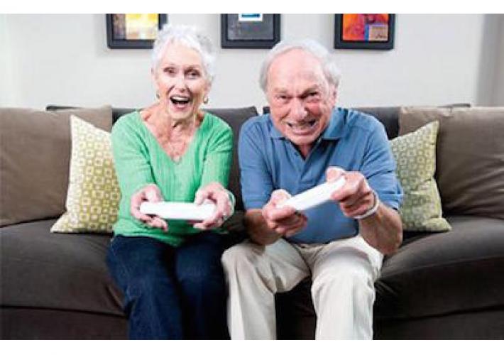La wii pour les retraités