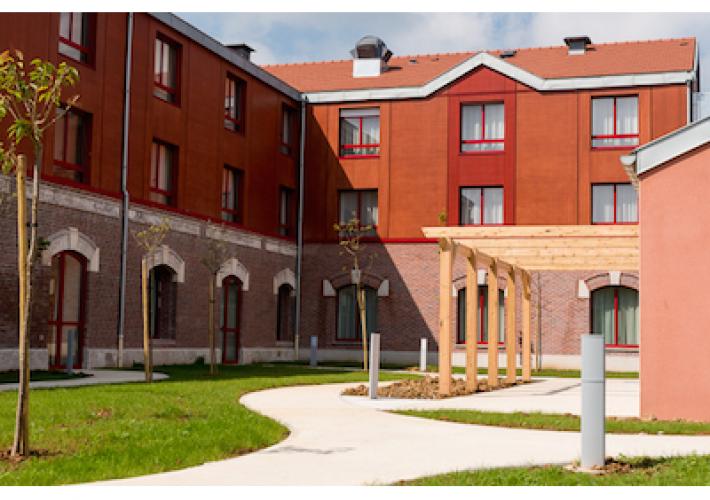Investir dans l'EHPAD «la Maison de Fannie» de Dolcea, dans le Doubs