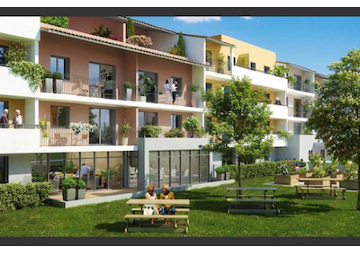Construction prochaine d'un résidence senior à Pézenas